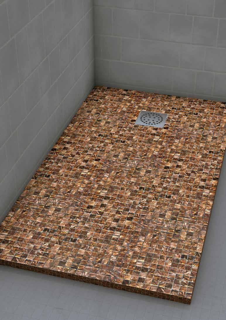 Platos de ducha almacenes revilla - Suelos para duchas de obra ...